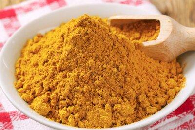 Bild Curry Pulver