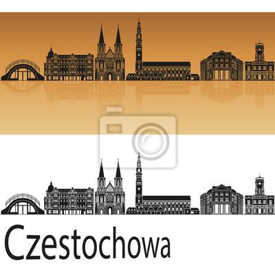 Bild Czestochowa Skyline