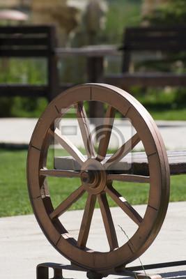 Das hölzerne Rad