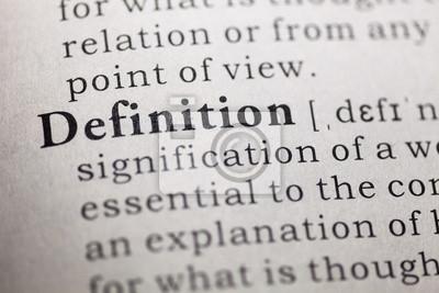 Bild Definition