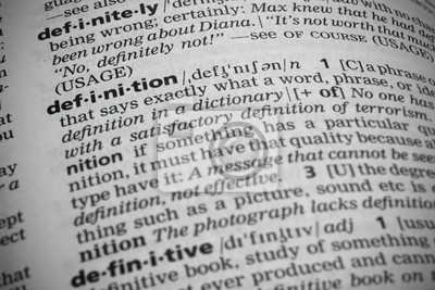Bild Definition im Wörterbuch