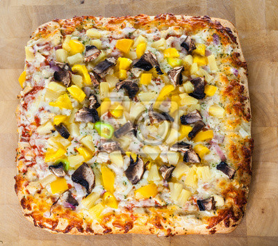 Deluxe Pizza-Platz