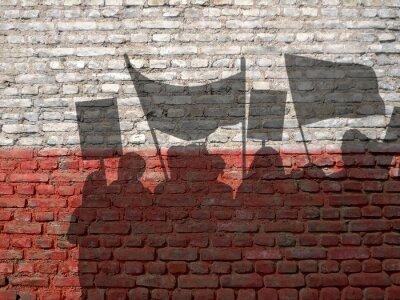 Bild Demonstration in Polen