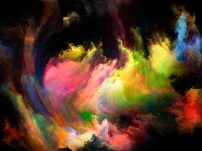 Depth of Color Motion