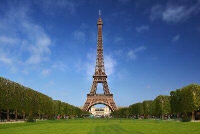 Bild Der Eiffelturm in Paris