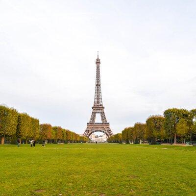 Bild Der Eiffelturm in Paris, Frankreich
