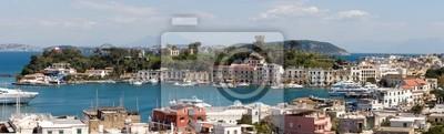 Der Hafen von Ischia Porto - Rive Droite Ischia Porto