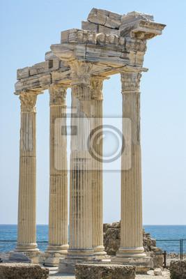 Der Tempel des Apollon @ Side