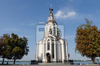 Der Tempel zu Ehren des Hl. Johannes des Täufers