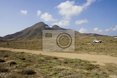 Desert-Szene