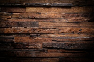 Bild Design aus dunklem Holz Hintergrund