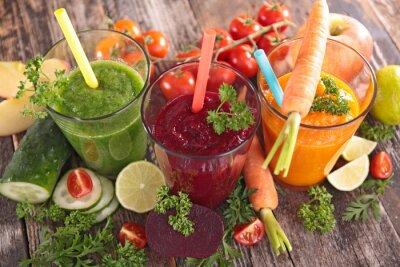 Bild Detox Gemüsesaft