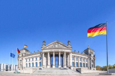 Bild Deutscher Reichstag Berlin