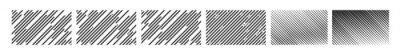 Bild Diagonal or lines edgy pattern