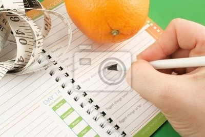 Diät-Tagebuch
