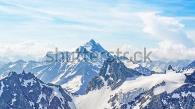 Bild Die Alpen vom Titlis-Gipfel
