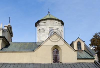 Die Armenische Kathedrale der Himmelfahrt des Allerheiligsten Gottes