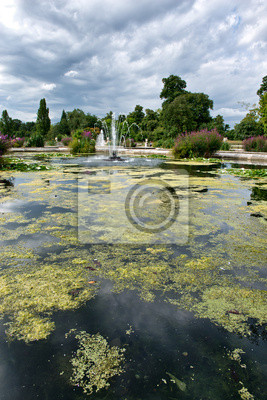 Bild Die italienischen Gärten im Hyde Park in London