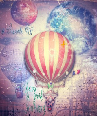 Bild Die Magie Flug Serie