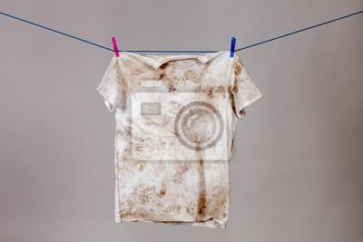 Bild dirty shirt
