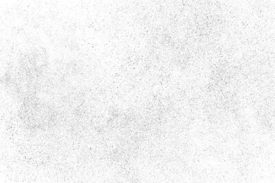 Bild Distressed black texture. Dark grainy texture on white background. Dust overlay textured. Grain noise particles. Rusted white effect. Grunge design elements. Vector illustration, EPS 10
