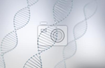 Bild DNA-Helix, Designelement des Moleküls oder Atoms