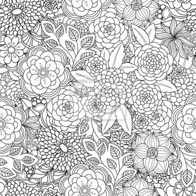 Schone Muster Mit Monstera Und Palmblattern