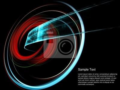 Dreidimensional Swirl Zusammenfassung