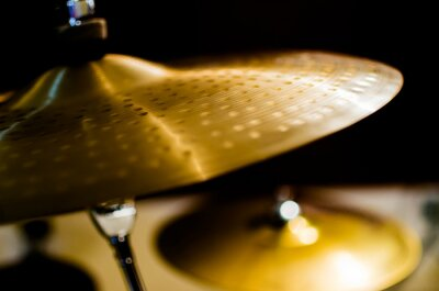 Bild Drums, Becken und Instrumente