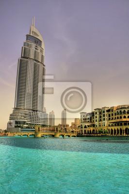 Bild Dubai Stadtansicht