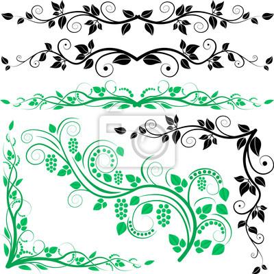 Bild Ecken-Ornamente 2