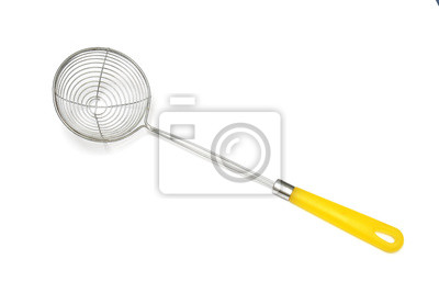 Bild Edelstahldrahtgewebe Werkzeug zum Kochen Lebensmittel