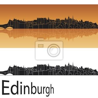 Bild Edinburgh Skyline