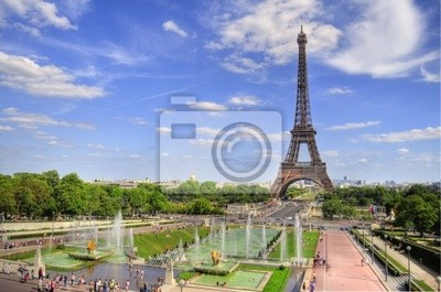 Bild Eifel Tower - Paris (France)