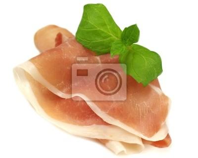 Eine Scheibe Jamon