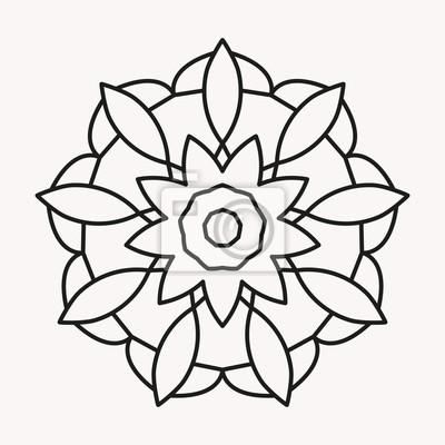 Ziemlich Einfache Blume Malseite Bilder - Dokumentationsvorlage ...