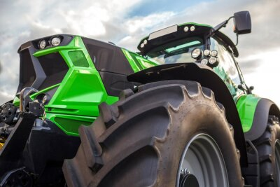 Bild Einfacher Traktor