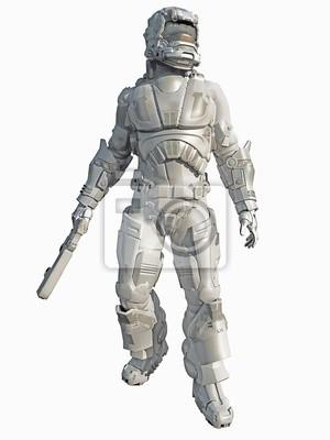 Eis-Krieger Space Marine