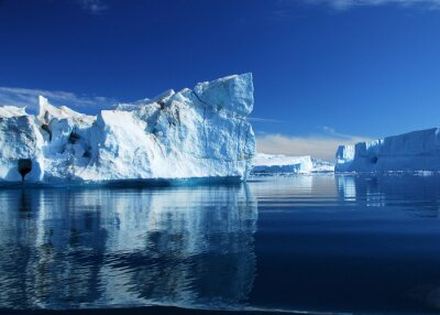 Bild Eisberge - Diskobucht - Grönland