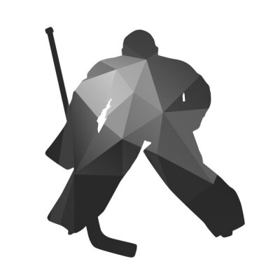Bild Eishockey-Torhüter