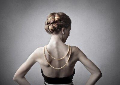 Bild Elegante Frau