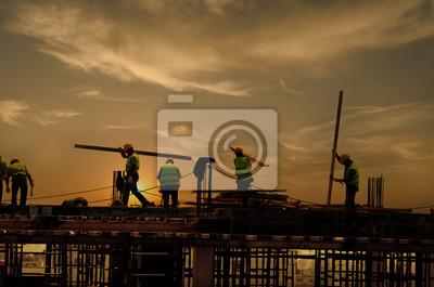 Energetische Arbeiter
