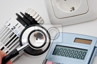 Energiekosten  überprüfen