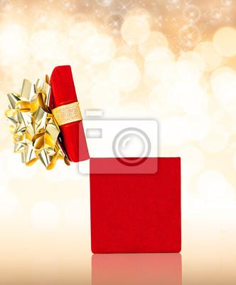 Eröffnet Geschenk-Box für jeden Anlass Hintergrund Mit Textfreiraum