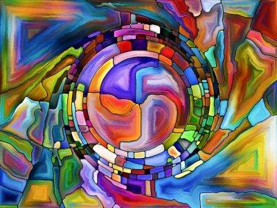 Evolving Fragmentierung