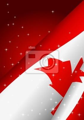 Fancy flag_canada