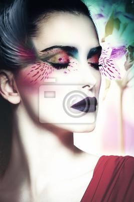 Fantasie Schönheit Frau