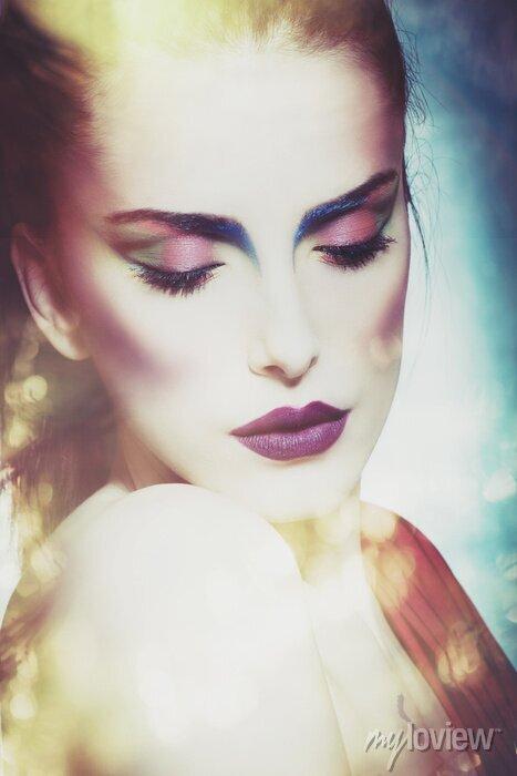 Bild Fantasie Schönheit Frau