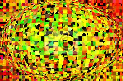 Bild Fantastische abstrakte Unschärfe Hintergrund, bunten Hintergrund, unscharf,
