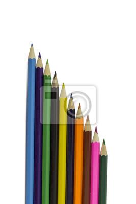 Bild Farbstiften